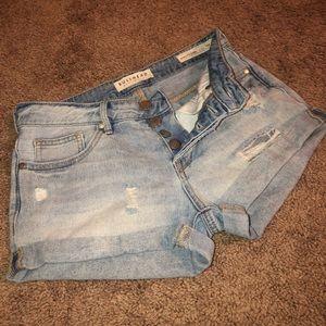 PacSun Girlfriend Shorts